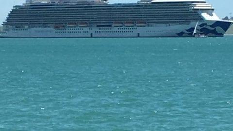 Majestic Princess cruise