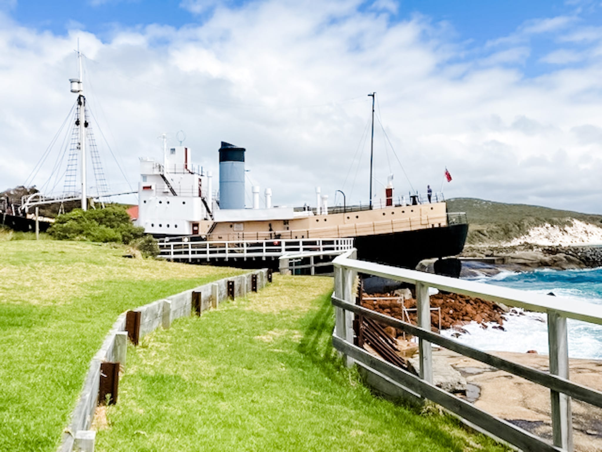 Whaling Station Albany