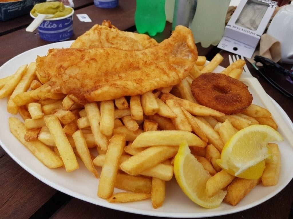 Kailis Fish Market Cafe Fremantle
