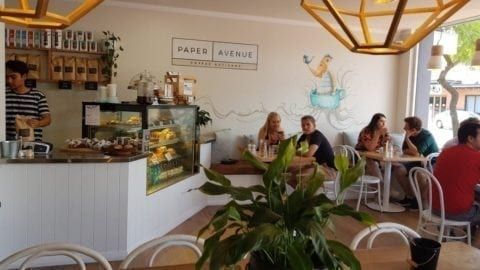Paper Avenue Cafe, Joondalup