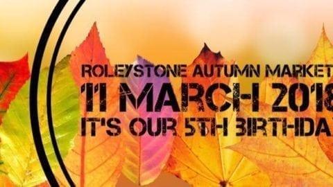 Roleystone Autumn Markets 2018