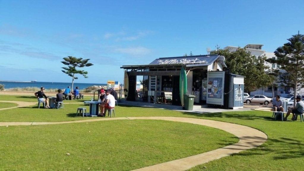 Geraldton 24 Hour Free RV Camp