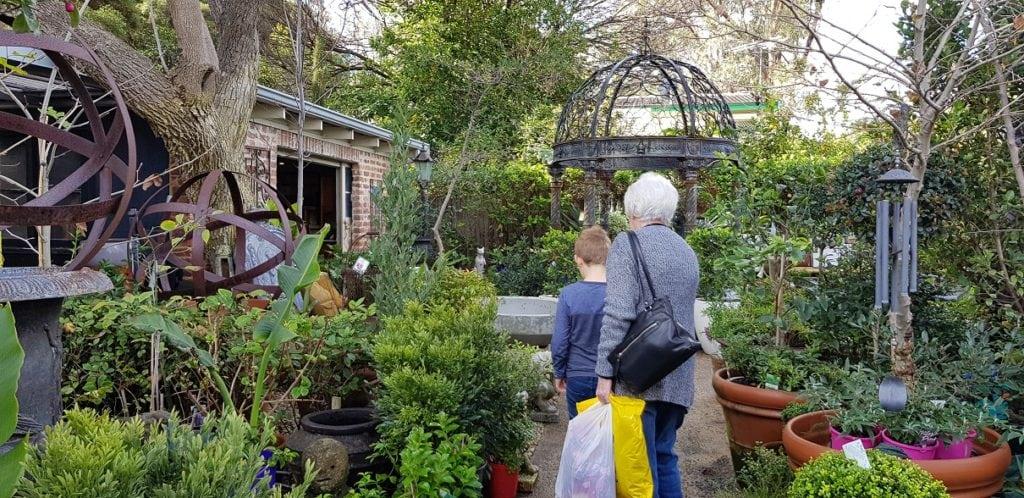 Poste Garden Design Centre and Cafe, Guildford