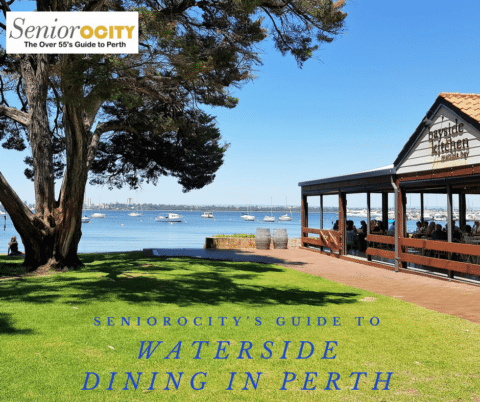 Waterside Dining in Perth