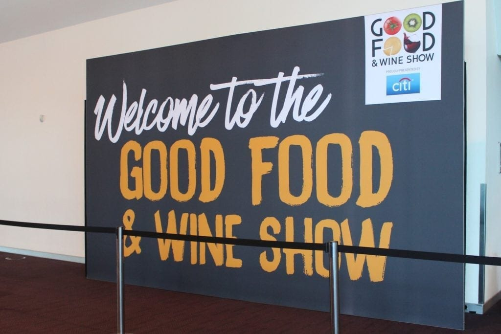 The Good Food & Wine Show 2018