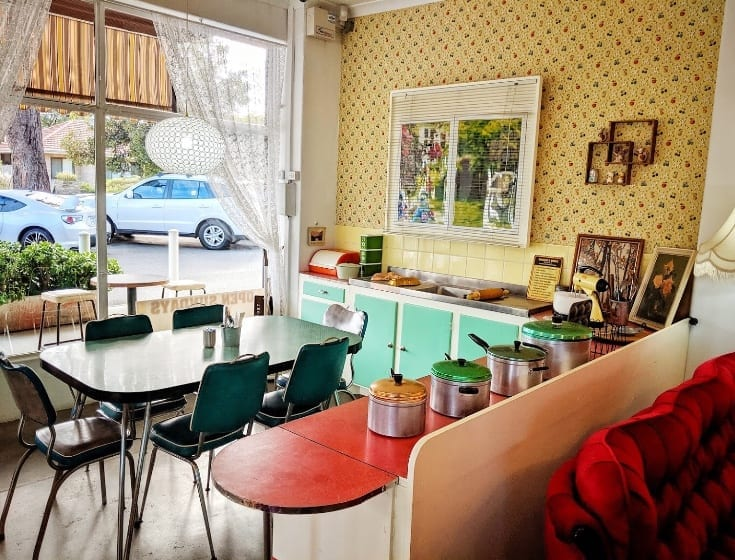 Mid-Century Cafe and Collectables