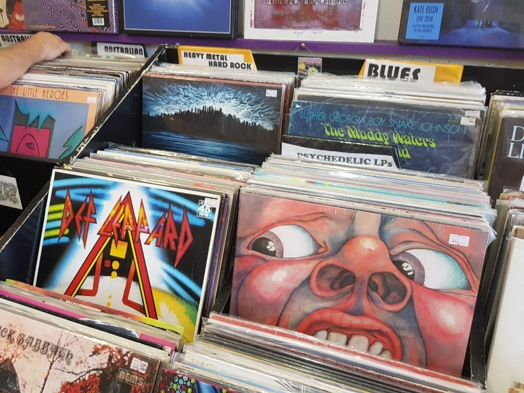 Best Record Shops in Perth