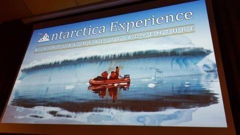 Antarctica Experience at The WA Maritime Museum