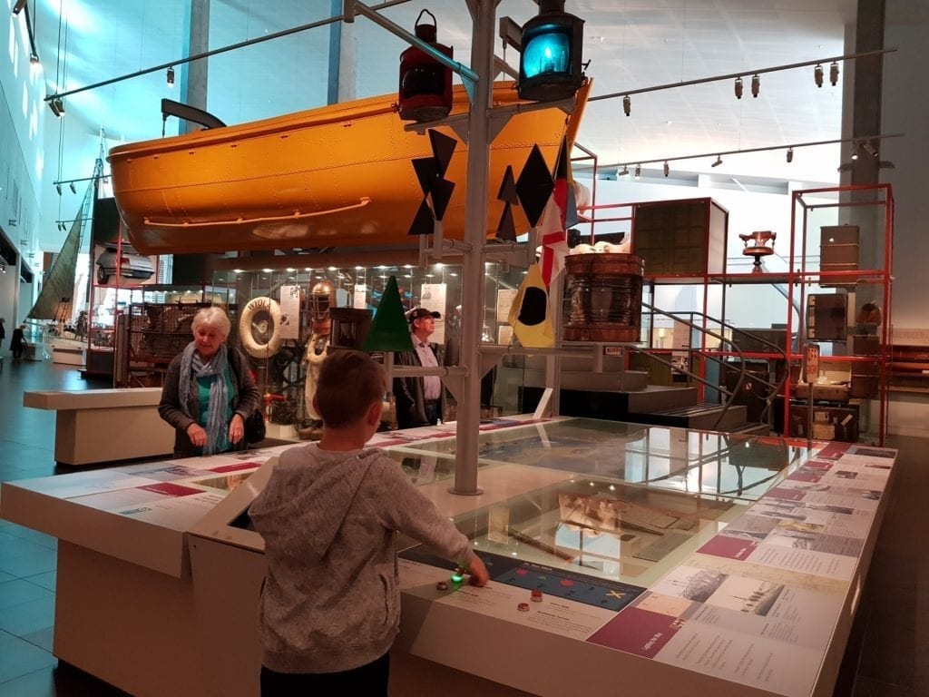WA Maritime Museum Frementle
