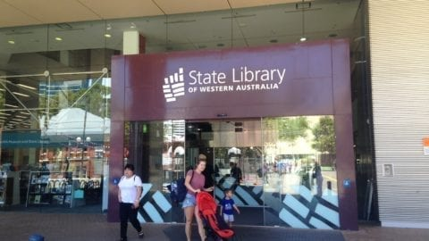 State Library of WA