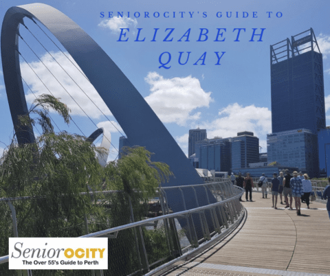 Guide to Elizabeth Quay