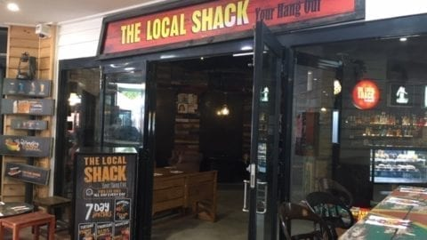 Local shack Hillarys