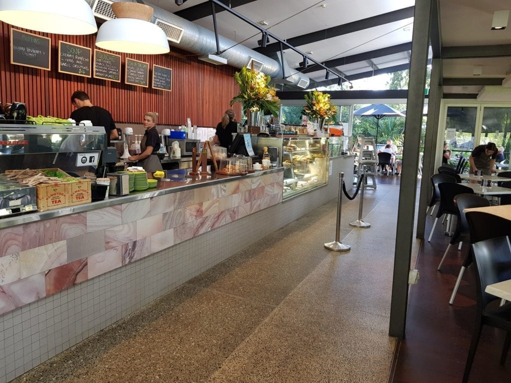 Zamia Café, Kings Park