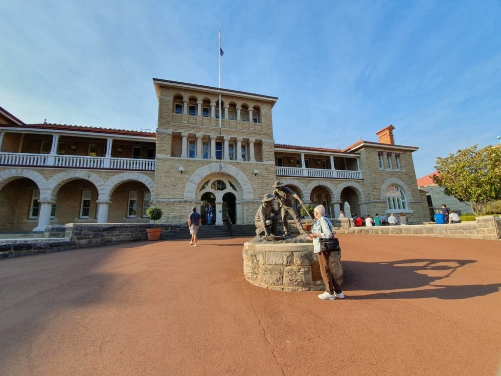 The Perth Mint, Perth