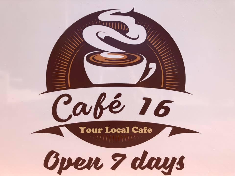 Cafe 16, Kelmscott
