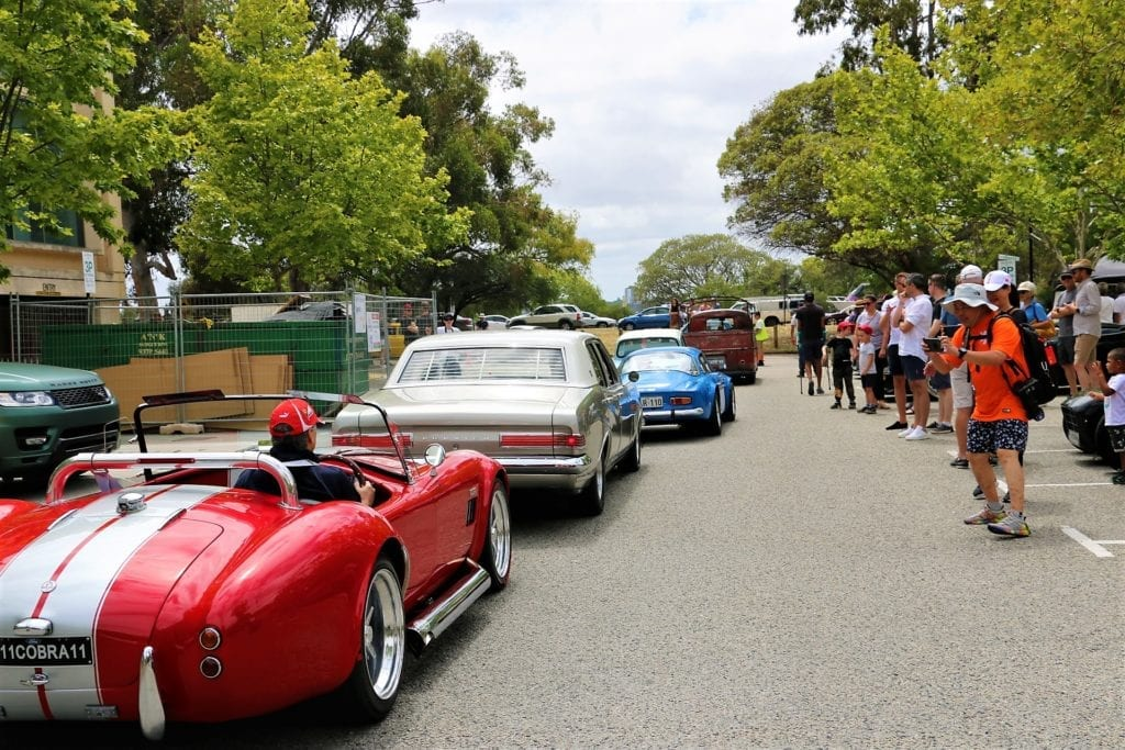 Classic Cars and Coffee
