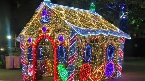 Christmas Lights Trail City of Perth