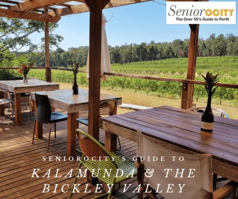Kalamunda and Bickley Valley