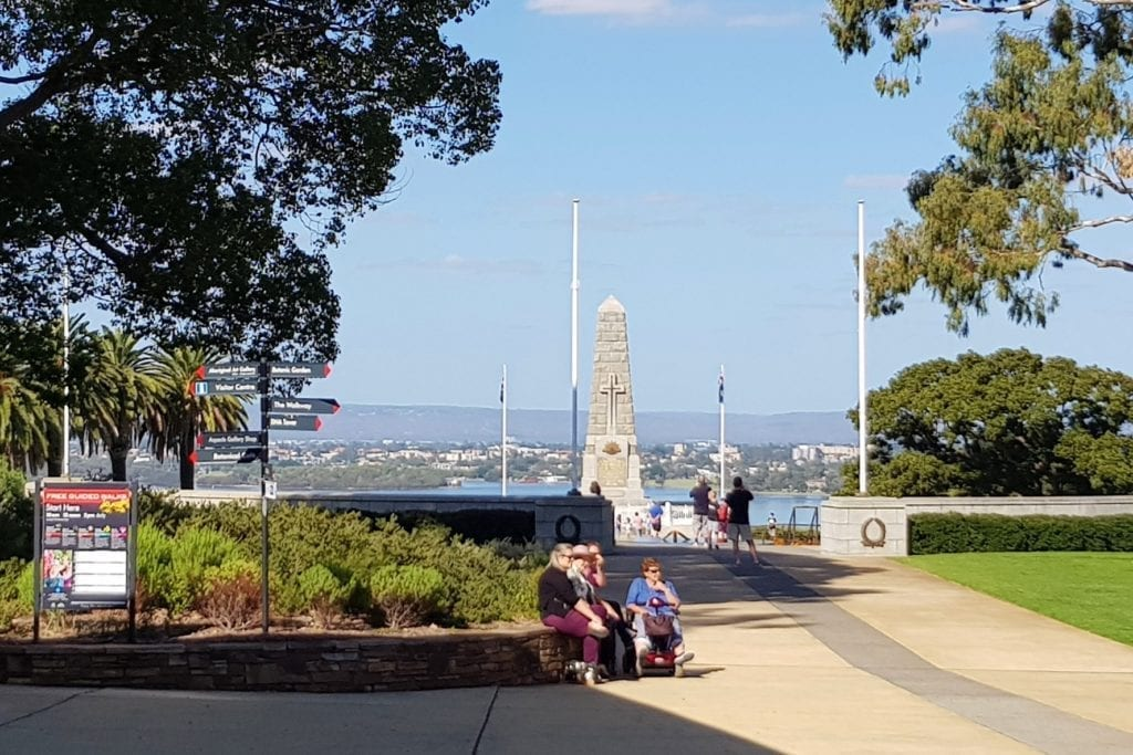 Kings Park, Perth