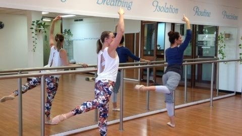 Silver Swans Adult Ballet, Karrinyup