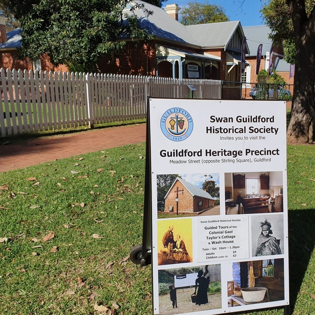 Guildford Historical Precinct