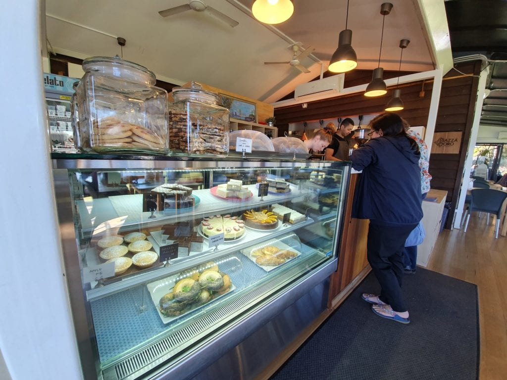 The Boatshed Café, South Perth