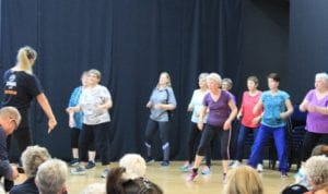 Be Active Seniors - Zumba Gold