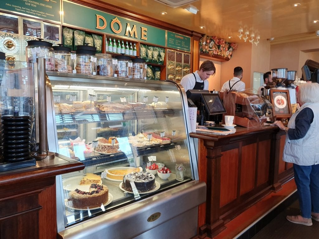 Dome Café, Deep Water Point Reserve
