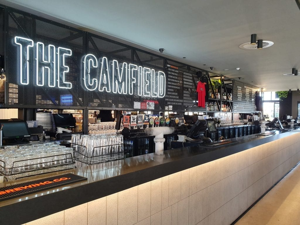 The Camfield, Burswood