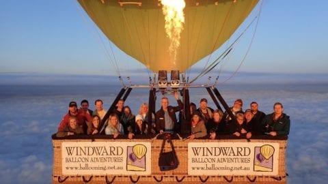 Windward Ballooning Adventures, Northam