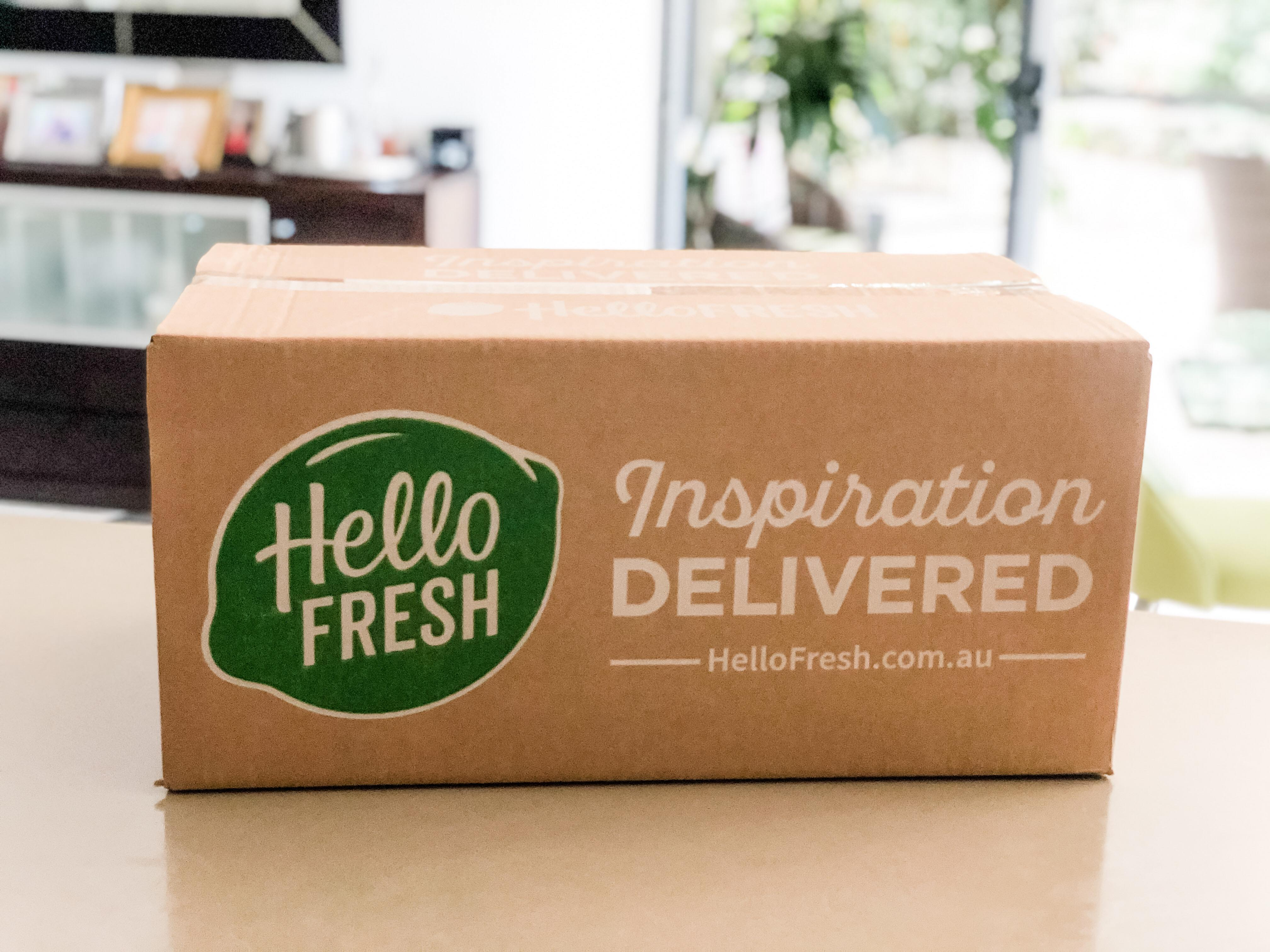 Food Box Delivery Services in Perth