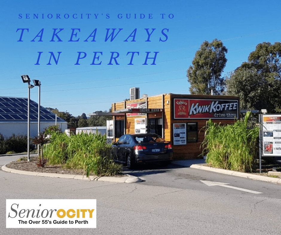 Take Away Cafes and Restaurants in Perth