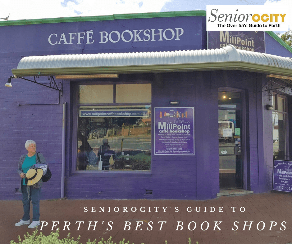 Best Book Shops in Perth