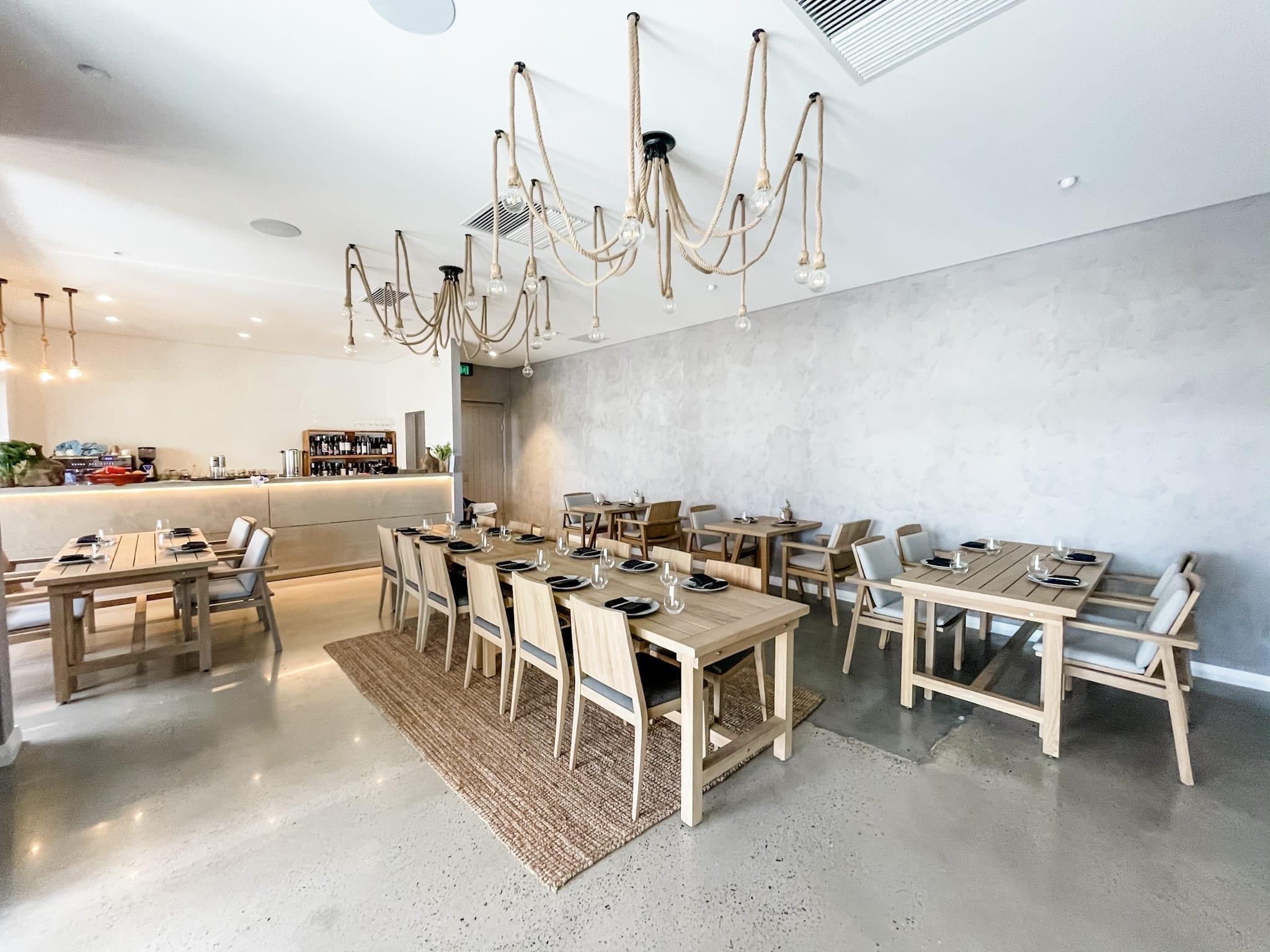 Lontara Rottnest indoor dining