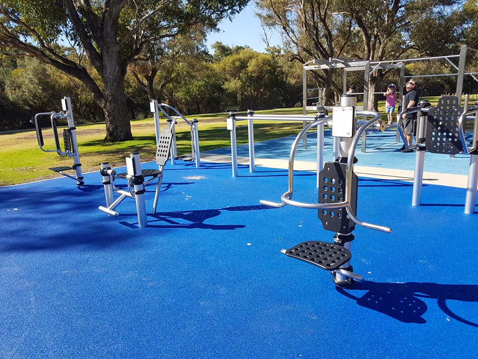 Fitness parks in Perth